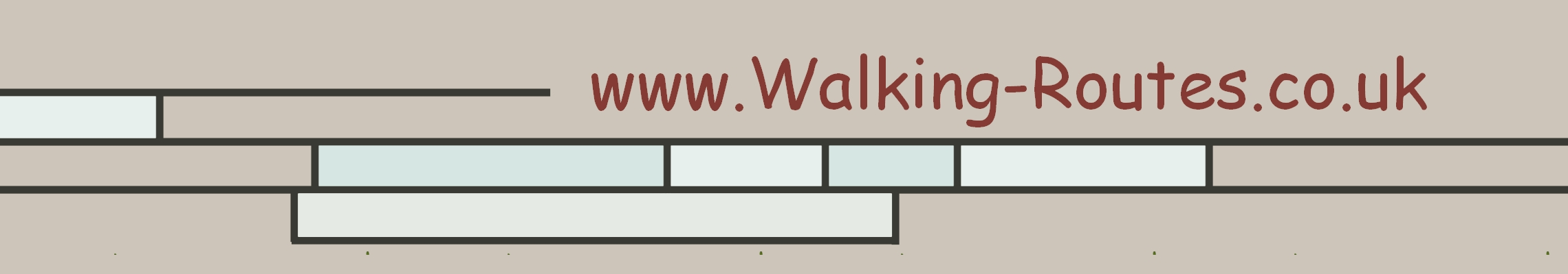 UK Walking Routes banner